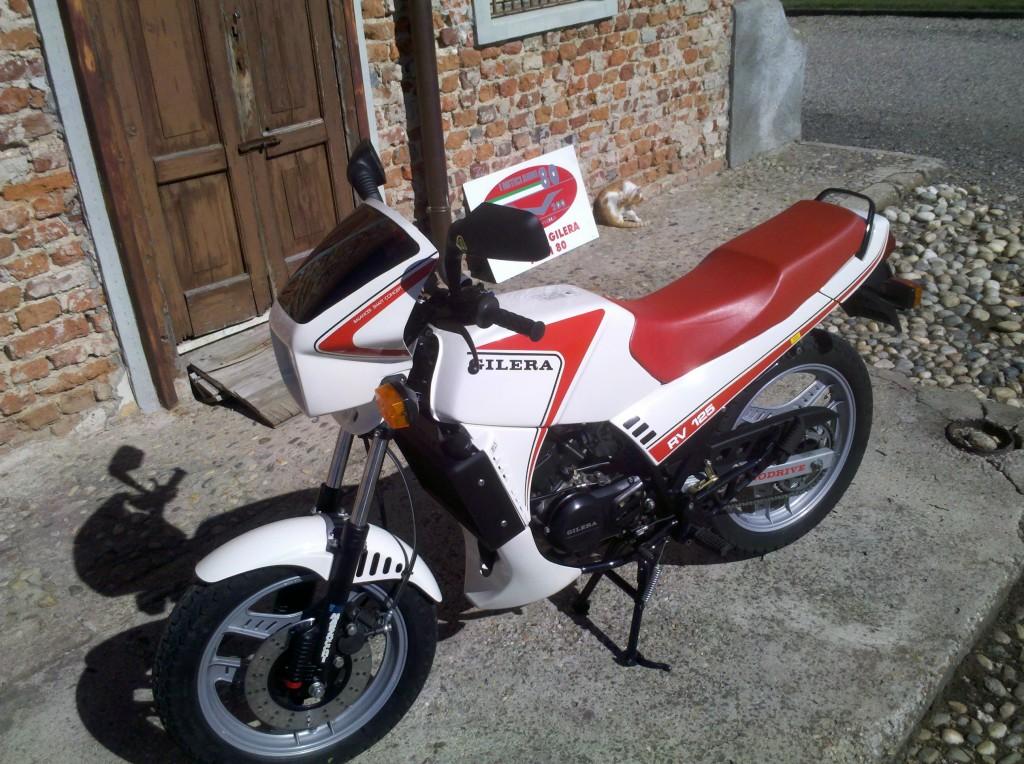 RV 125 di Cosimo