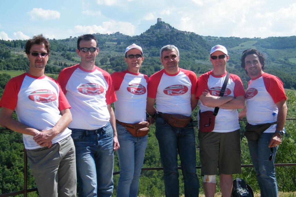 1 raduno Montepulciano 2011