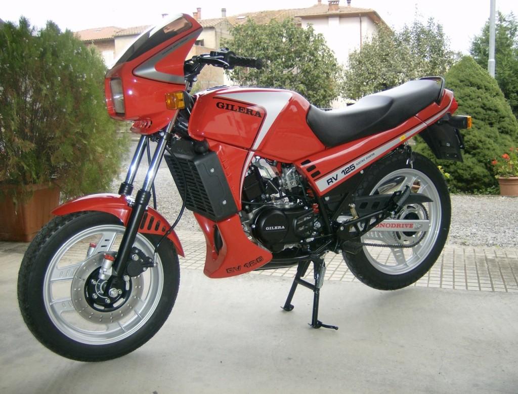La mia RV 125 015
