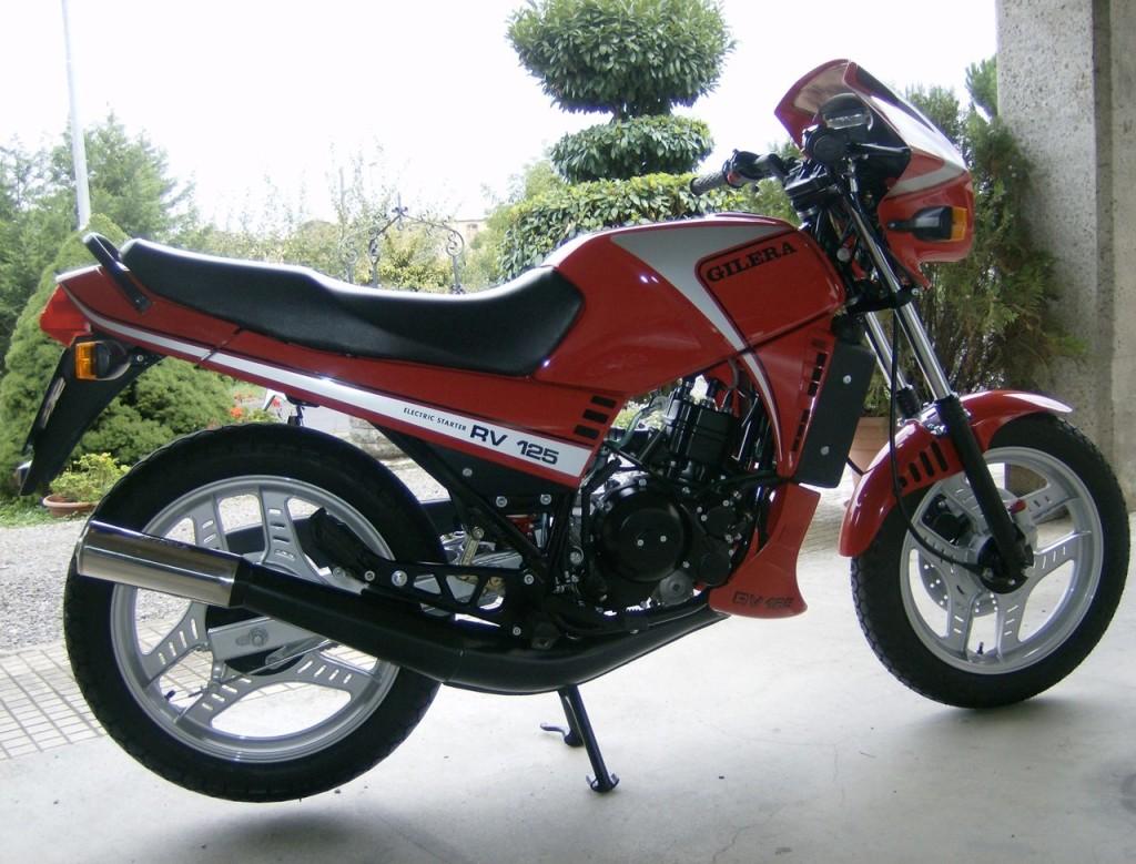 La mia RV 125 019