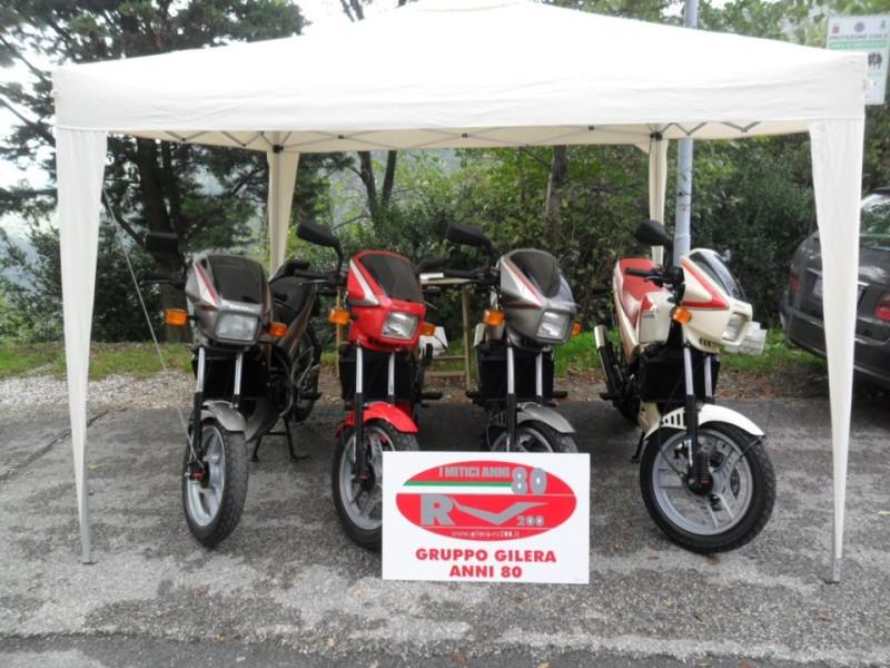 Le RV di Andrea esposte alla festa di Migliana (Prato)