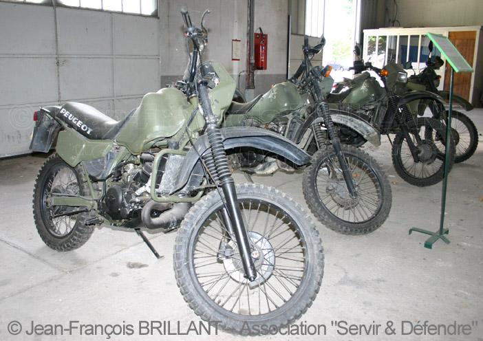 Si chiamava X 200 AR la moto con cui la Peugeot ha provato a vincere l'appalto per l'esercito francese