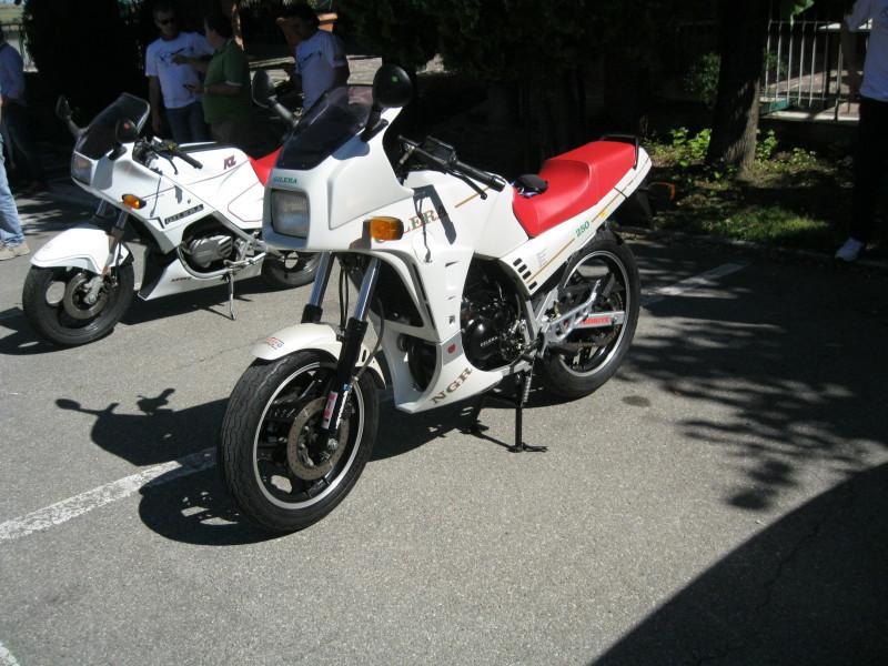 La Rv 250 NGR ultima serie di Andrea