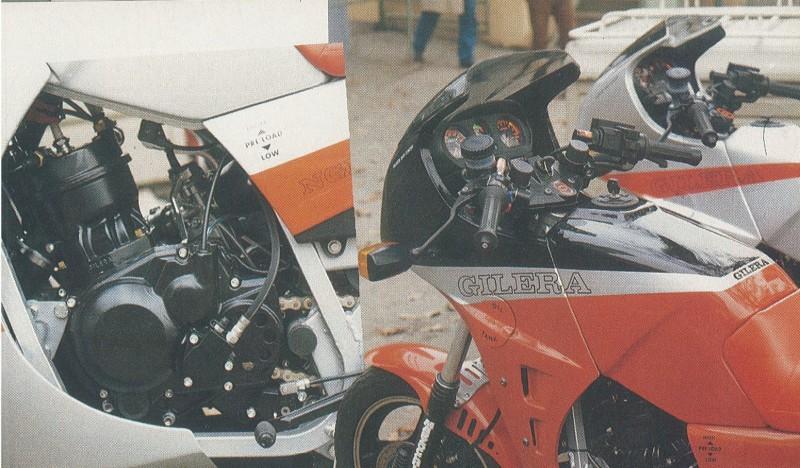 I prototipi della NGR sorpresi durante i collaudi