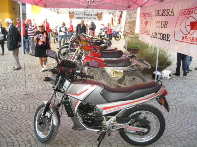 La RV 200 di Stefano