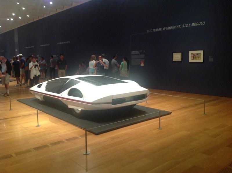 La Ferrari Modulo esposta ad Atlanta