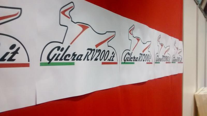 Il logo che ha debuttato a Novegro